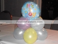 MIni Column Centerpiece - Baby