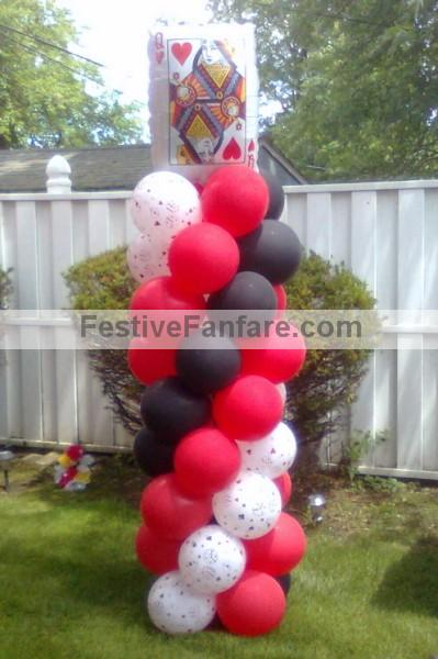Queen of Hearts Column WM